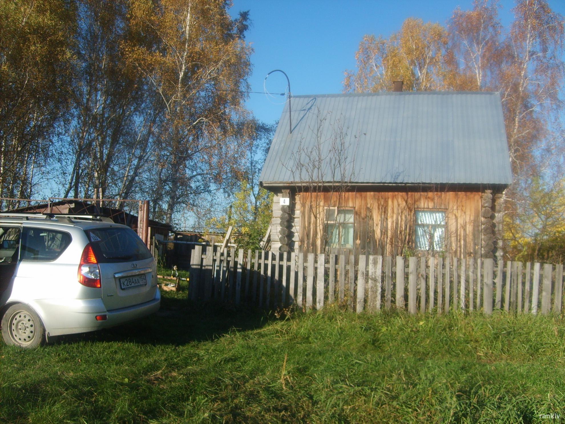 Дом на продажу по адресу Россия, Новосибирск и Новосибирская область, Таловка, Заречная